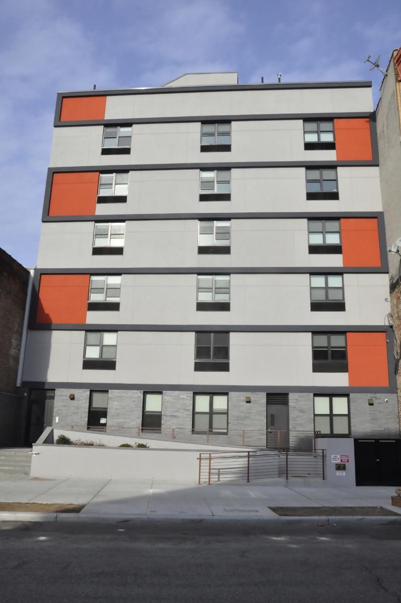 Boston Road Apartments, Bronx NY