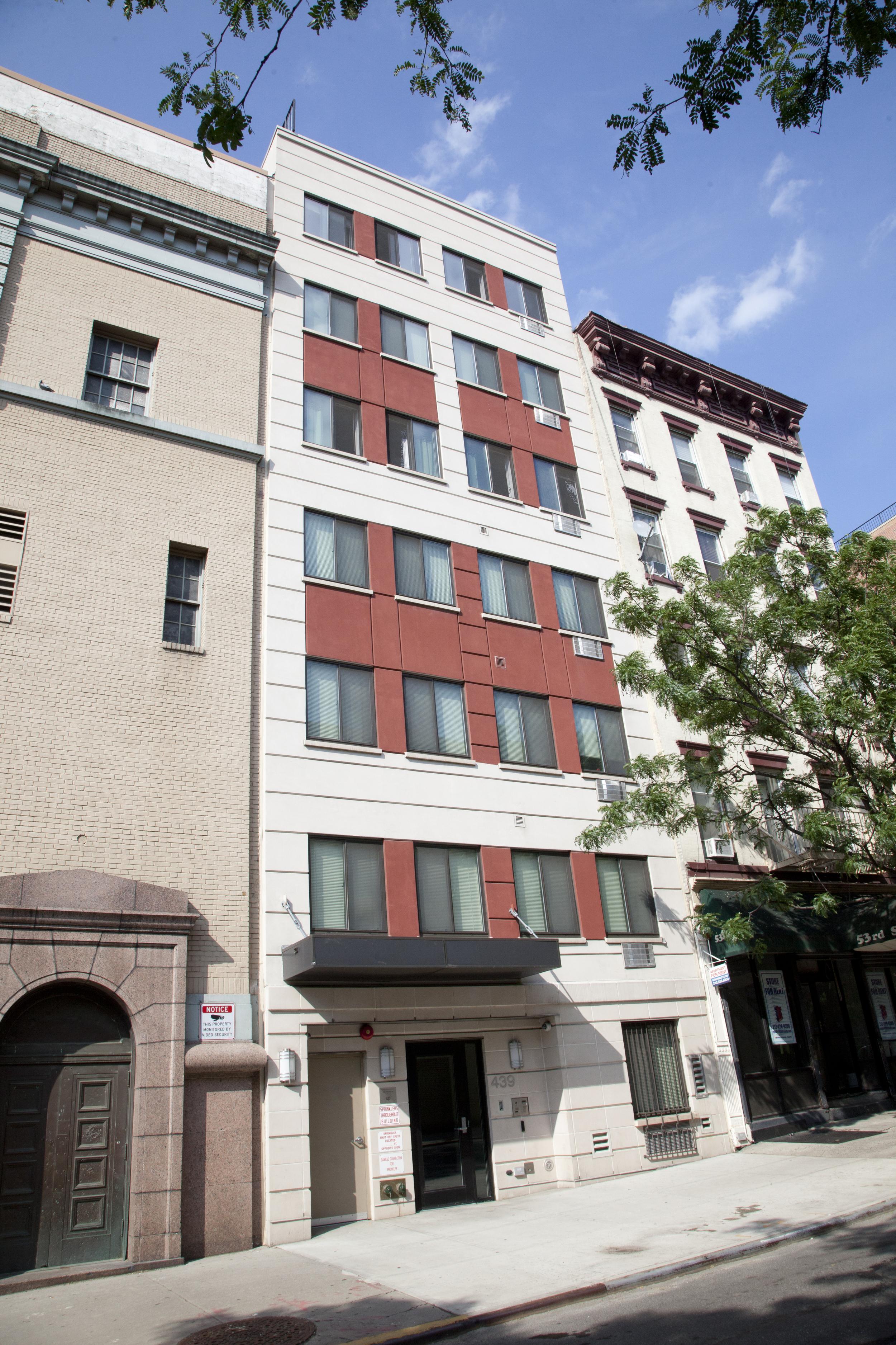 53rd Street Apartments, New York NY