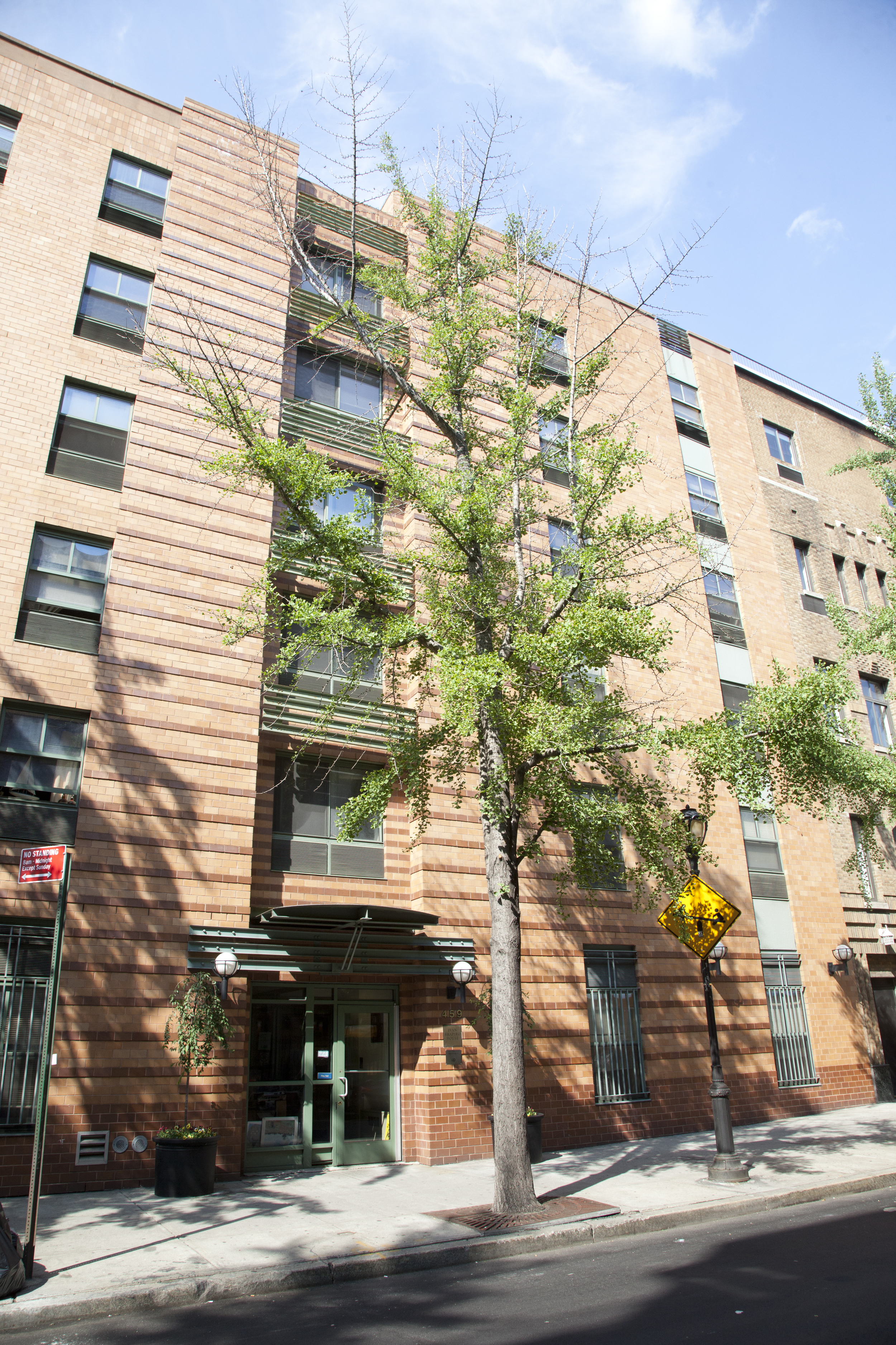 Ivan Shapiro House, New York NY