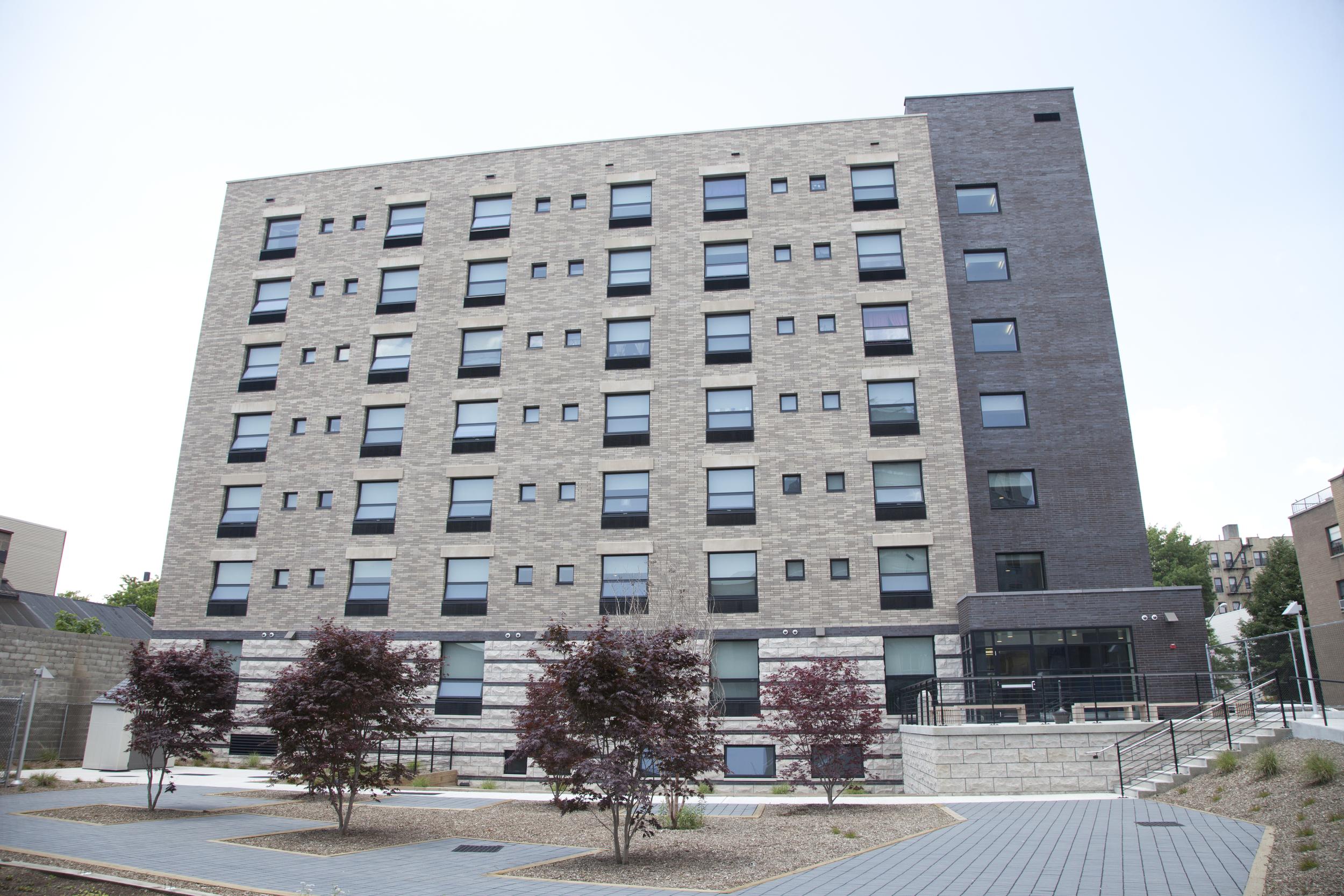 Clinton Avenue Apartments, Bronx NY