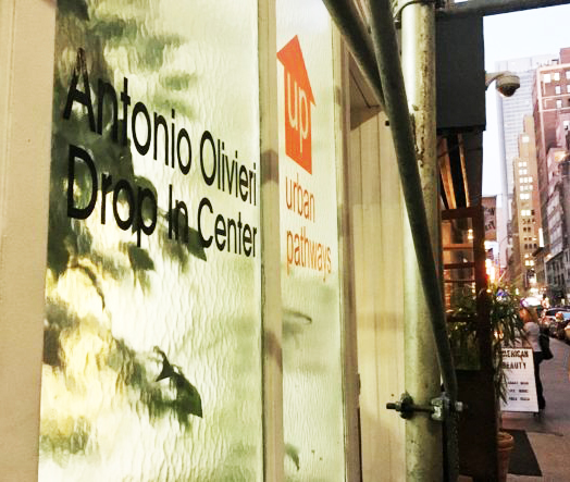 The Antonio Olivieri Drop-In Center