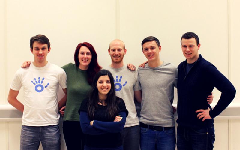 The Open Bionics Team