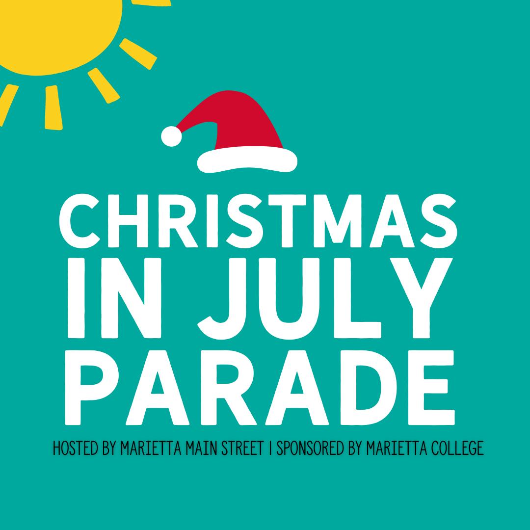 Marietta Oh Chamber Christmas 2021 Christmas In July Parade Marietta Main Street
