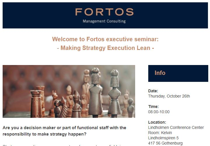 Fortos making strategy execution lean.JPG