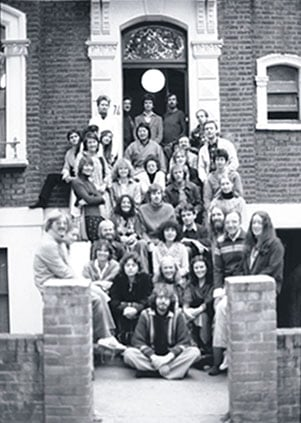 Orgyen Chöling, Kilburn, London 1975