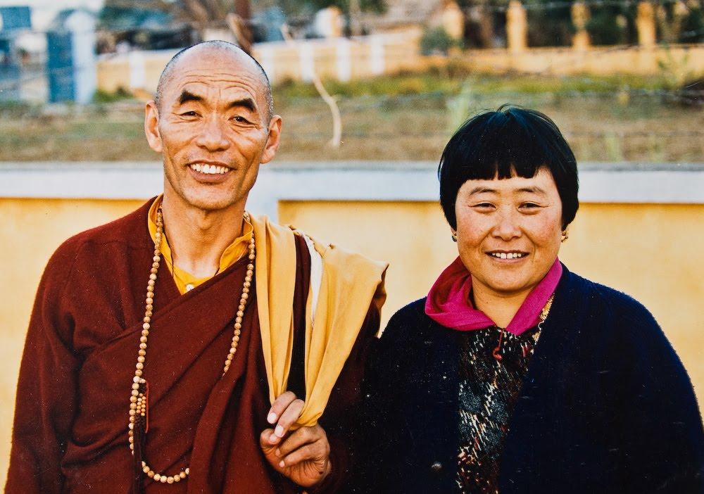 Nyoshul Khenpo with Damcho.jpeg