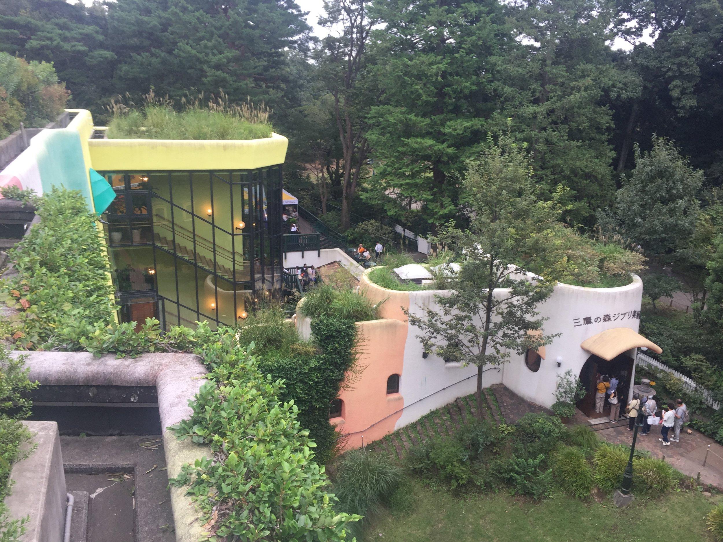 Studio Ghibi Museum, Tokyo