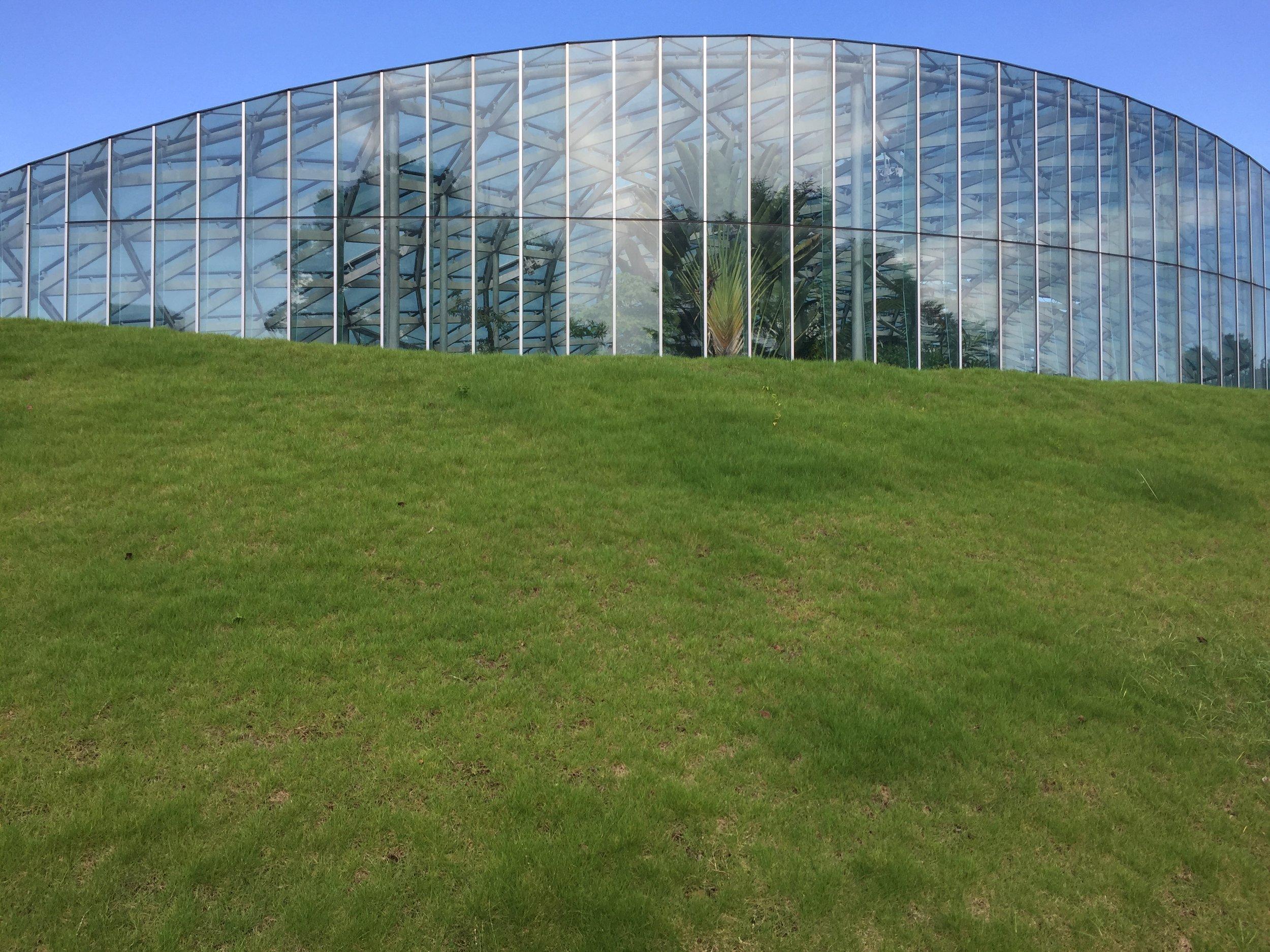 Yumenoshima Tropical Greenhouse Dome