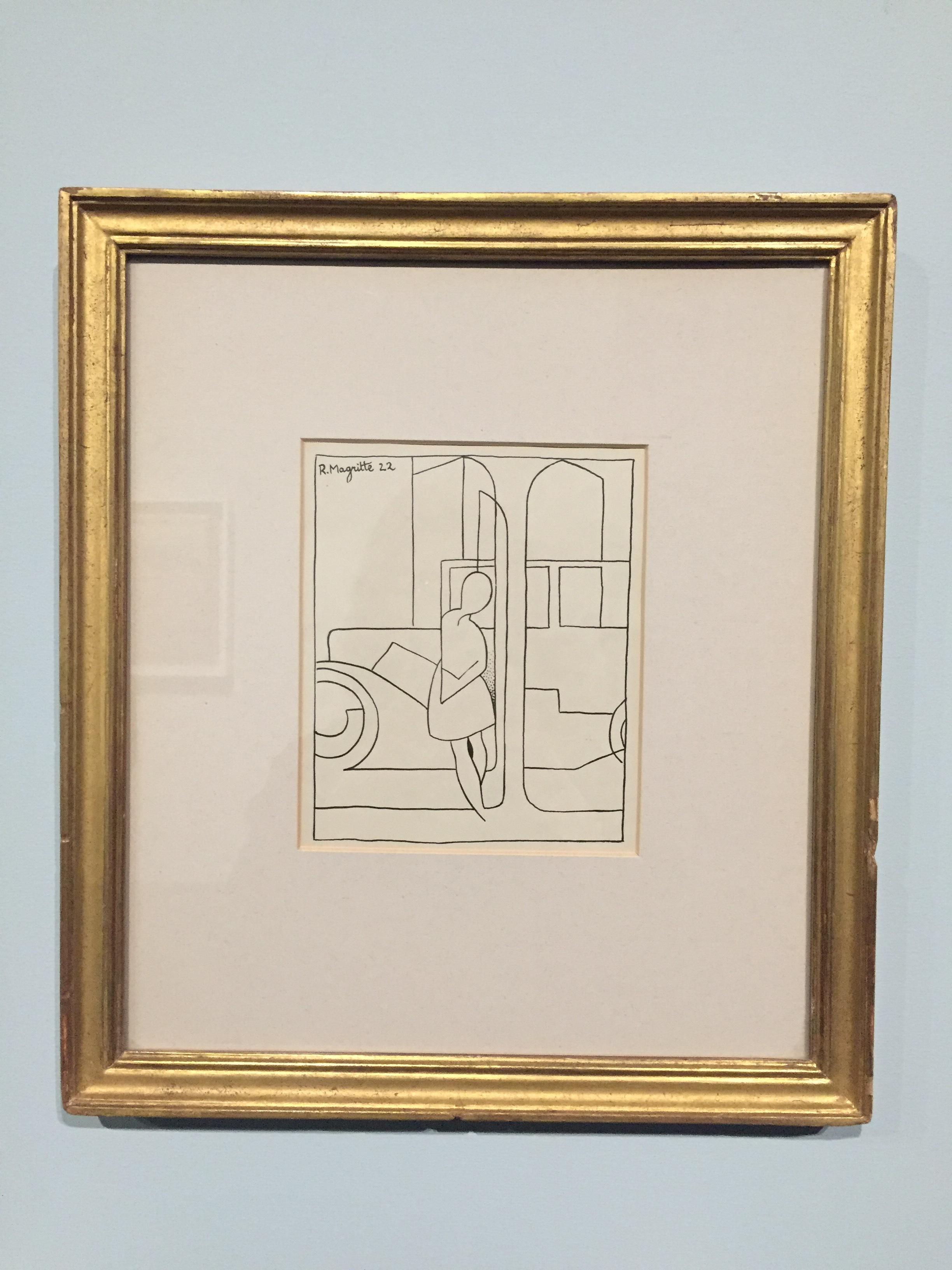 René Magritte - Amos Rex