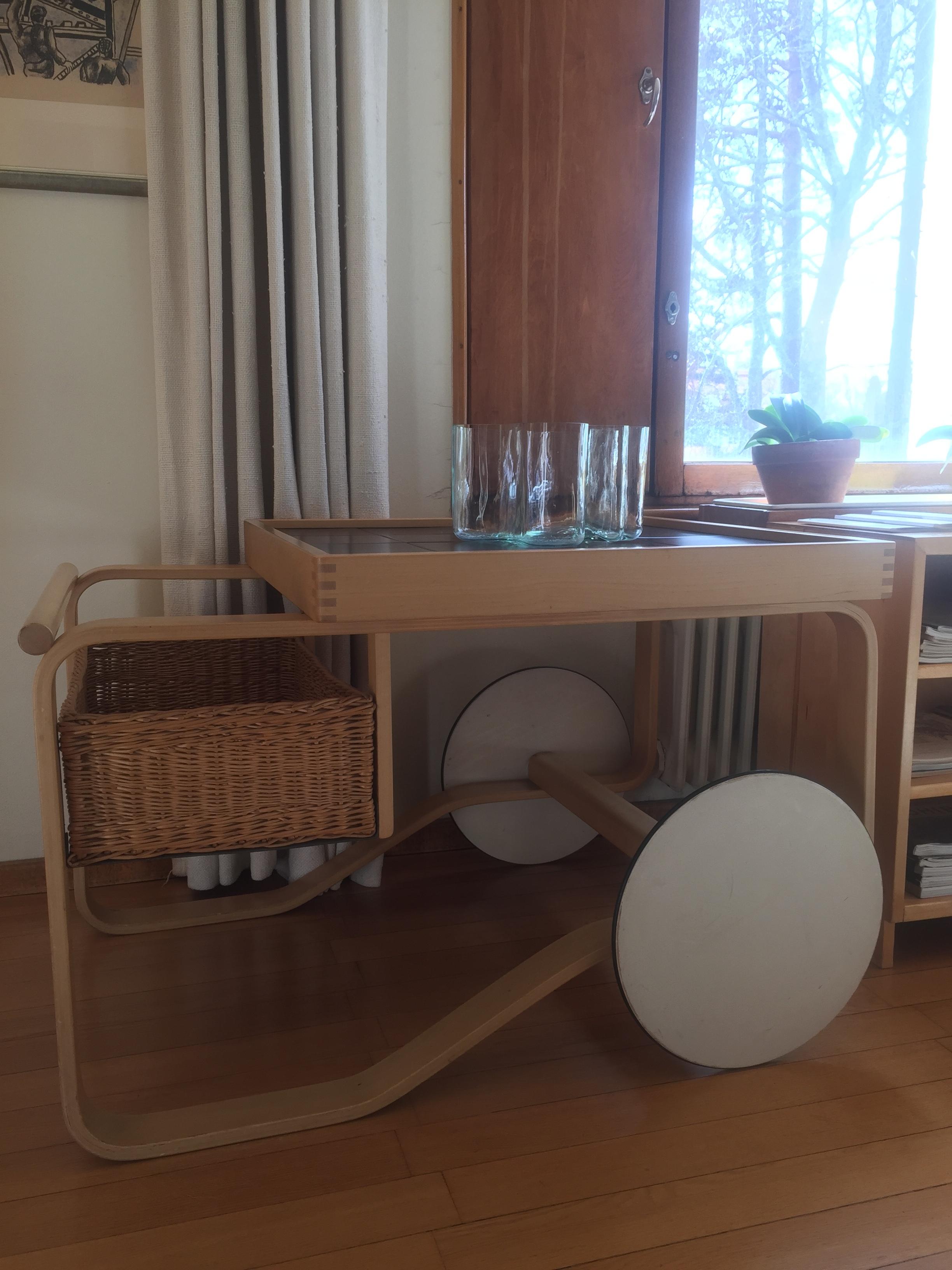 Aalto House, Munkkiniemi