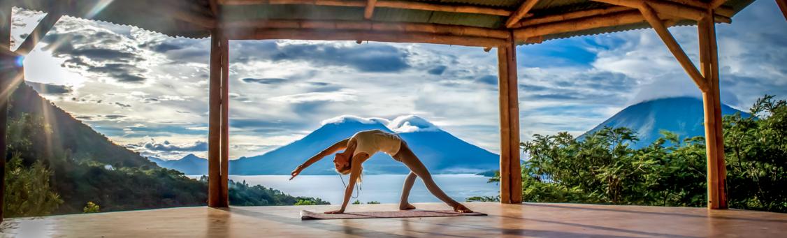Crédit photo : site web Yogaforest
