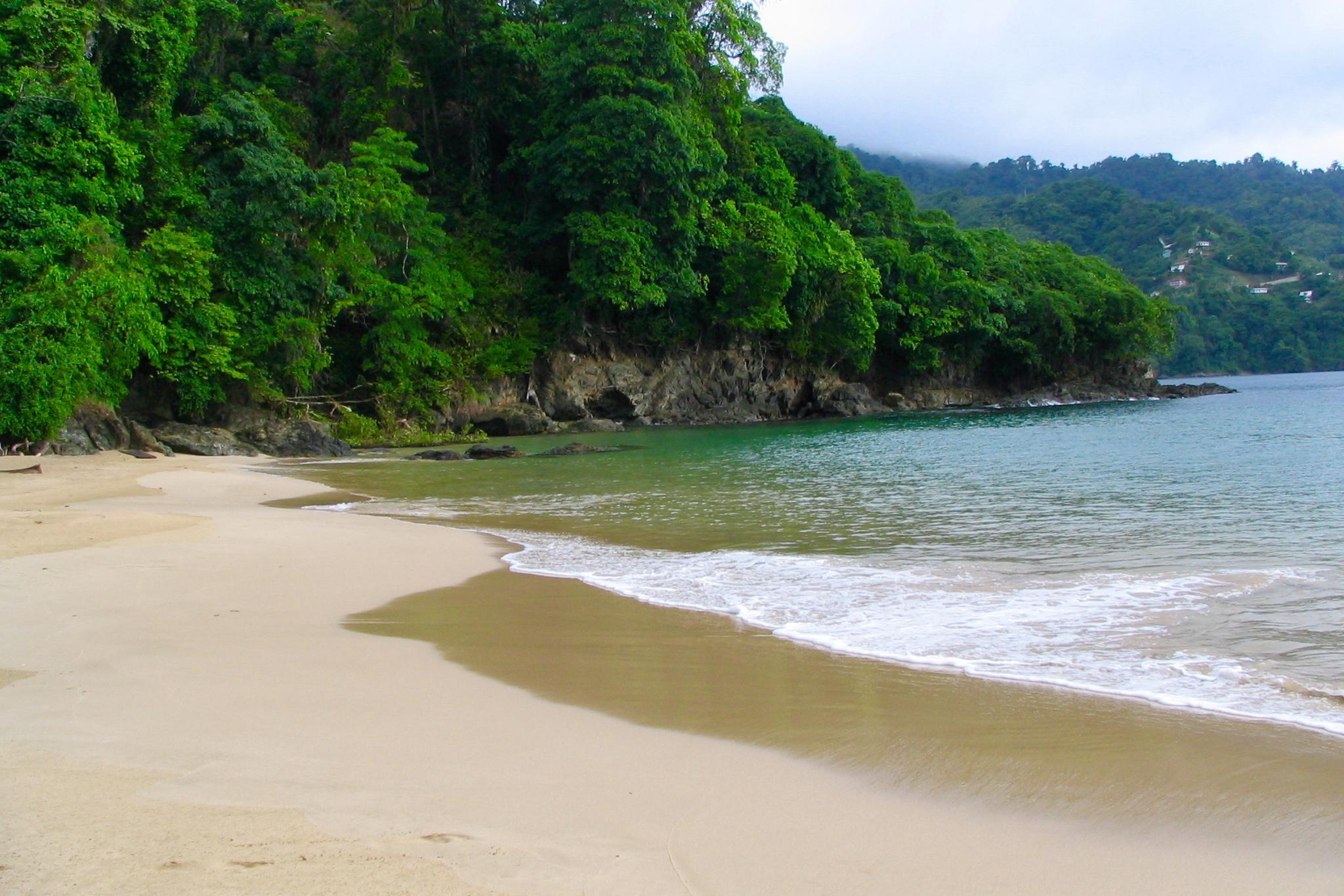 Tobago: Pirates Bay.