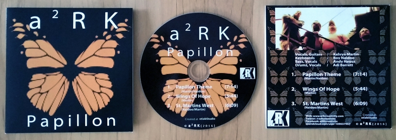 Papillon by a2RK (2016)