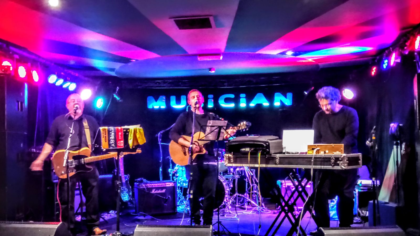 a2RK  at The Musician, Leicester, 4th February 2018