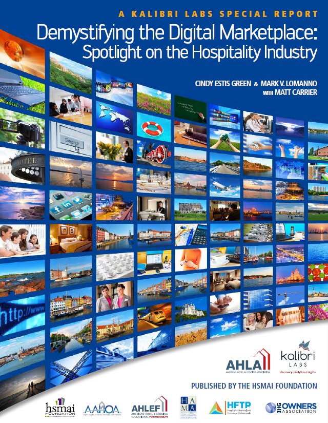 The three part report takes a deep dive into the production data and associated costs of 25,000 hotels over the course of three years (2014-2016) and includes mapped performance patterns of each hotel segment.