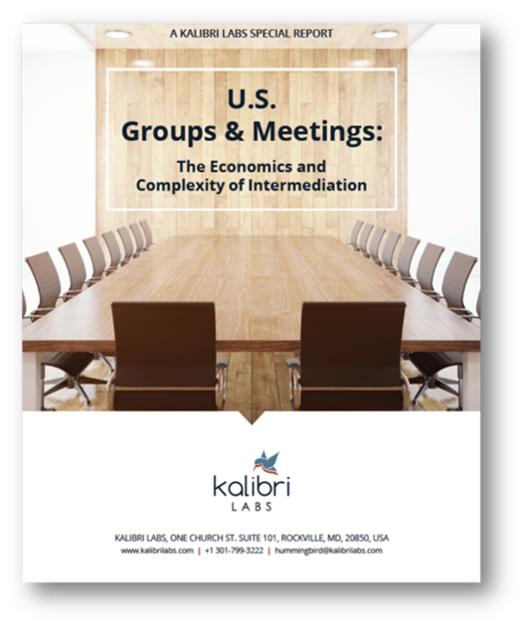U.S. Groups and Meetings: The Economics and Complexity of Intermediation - Read More