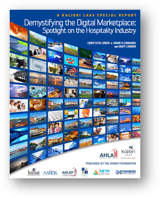 Demystifying the Digital Marketplace: Spotlight on the Hospitality Industry - Read More