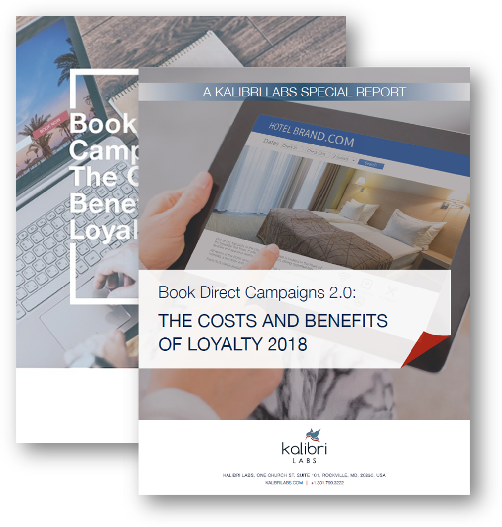 Book Direct Campaigns 2.0: The Costs & Benefits of Loyalty 2018 - Read More