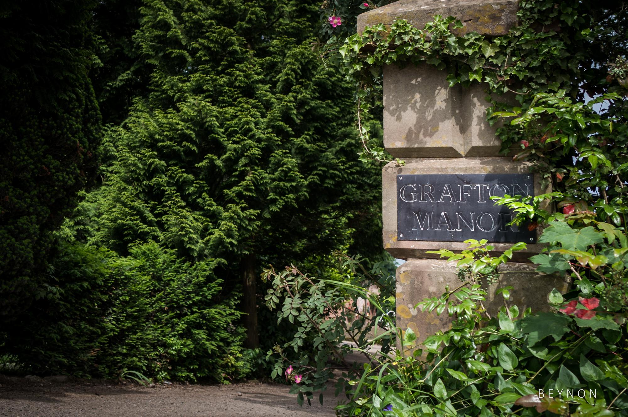 Wedding Photography at Grafton Manor