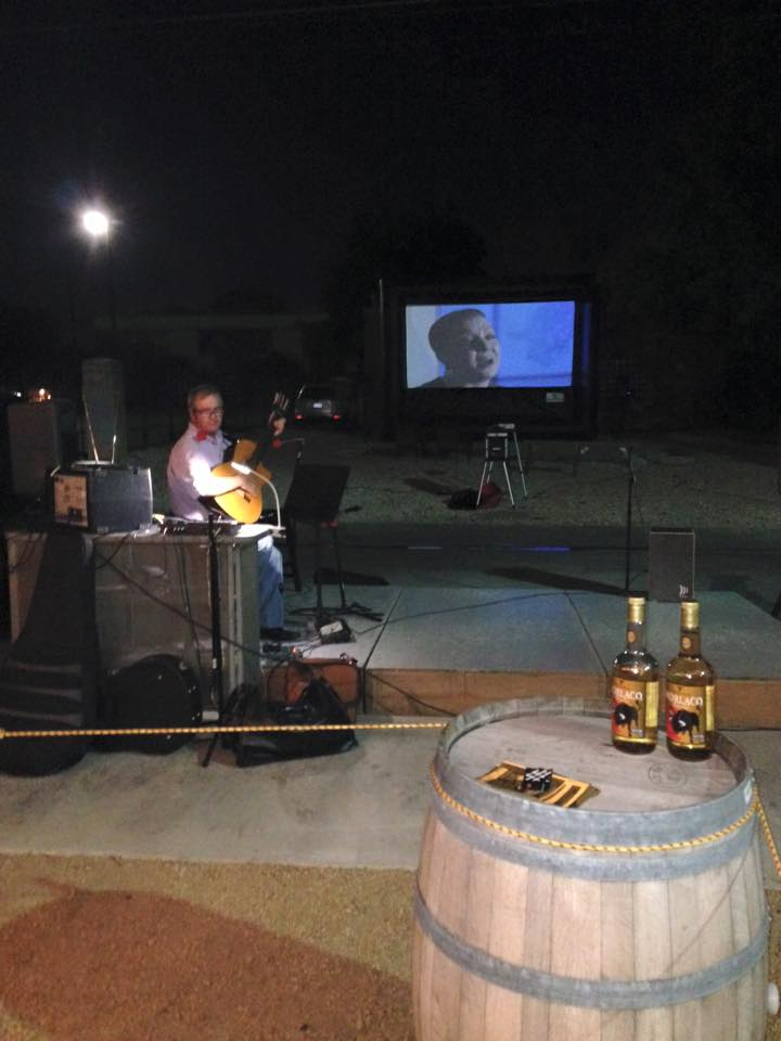 Out door Movie - by Texas Theater.jpg