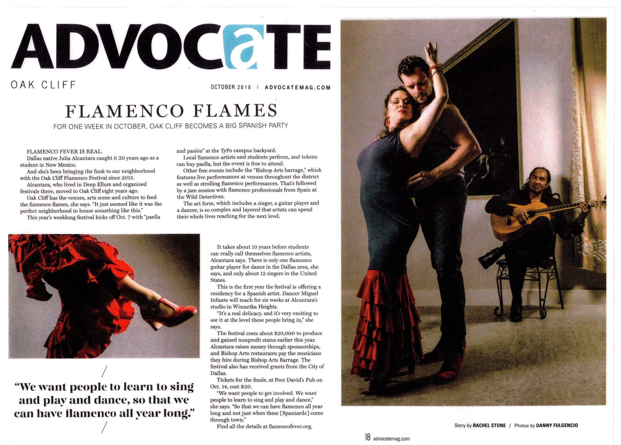 Media — Flamenco Fever