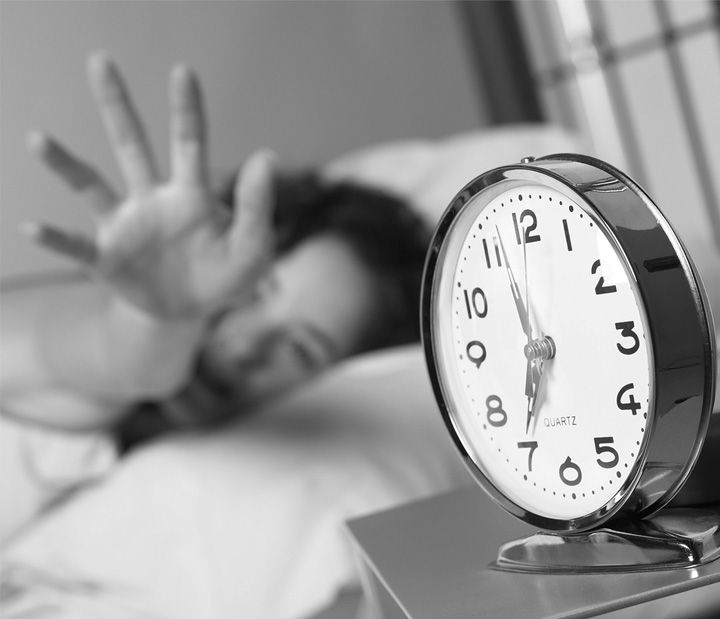 If you are missing the gym because you sleep in every morning, go to bed sooner. Read instead of watching TV. Sleep is an important part of your recovery, especially if you train every day.