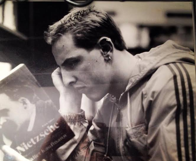 Our founder, circa 1999. If you think learning should end when you complete whatever formal education you are pursuing, think again. Only the fool believes himself to be so intelligent he can afford to end his pursuit of knowledge.