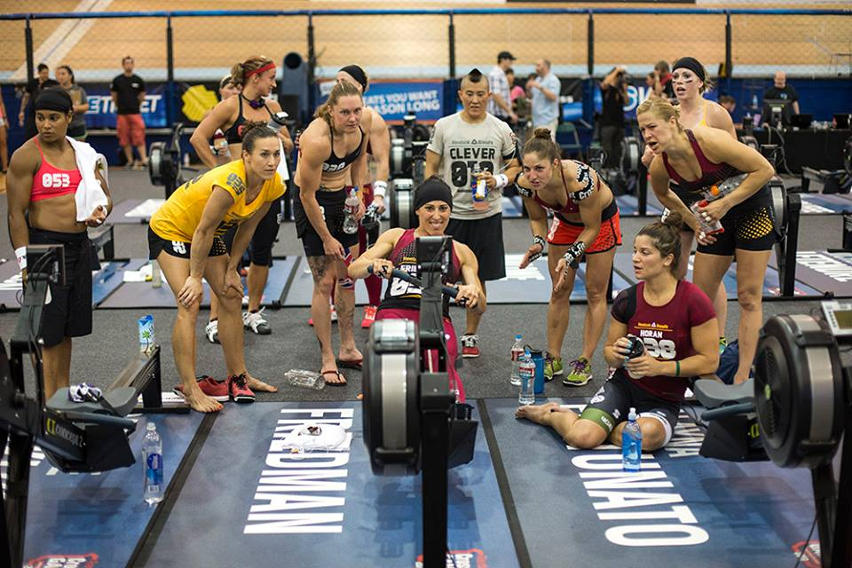 What makes the Crossfit community so legendary? The fact that everyone goes through the same fire - we all know what it's like, and because of that, we are all there to help you get through it too.