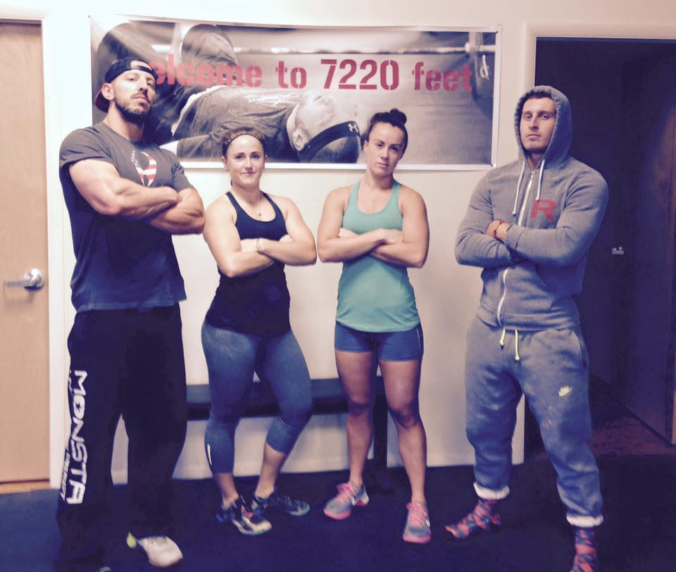 Drop-ins are one of my favorite things about CrossFit. CrossFit 7220 - Laramie, WY.