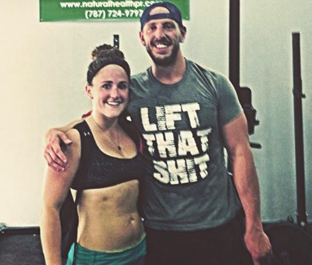 It's not a vacation without a drop-in. Aggressive CrossFit - San Juan, Puerto Rico