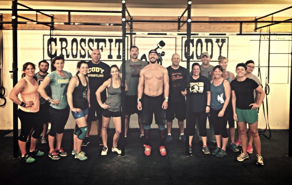 Work-trips are just another reason to meet new people who share your passion for fitness. CrossFit Cody - Cody, WY.
