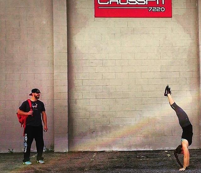 Some visits result in you finding more than just a great workout. CrossFit 7220 - Laramie, WY.