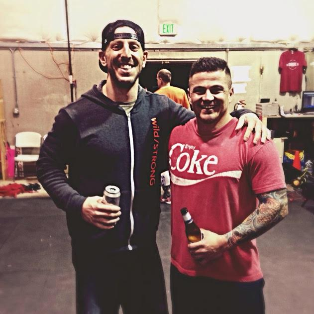 wild/STRONG Open Tour at CrossFit Endure with coach Matthew Fabrizio