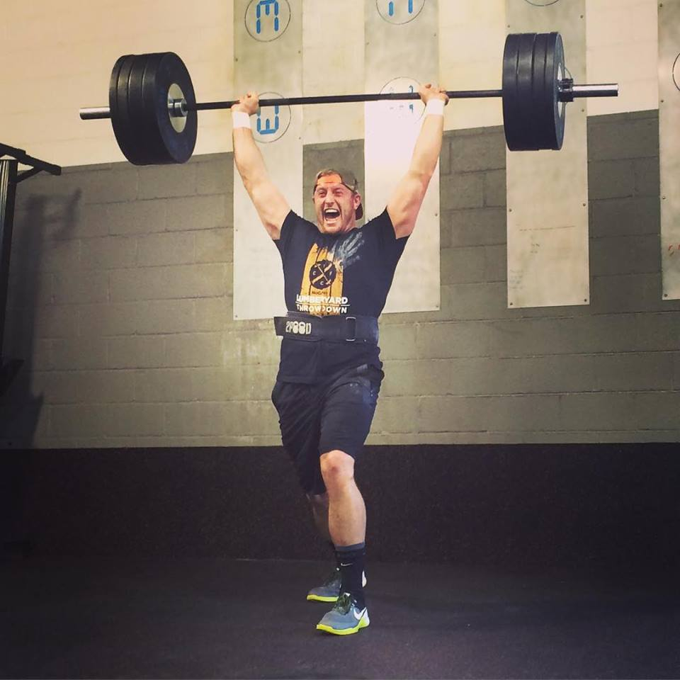 MBS CrossFit's Jordan Erwin will bring his comeback tour to Cheyenne this weekend. A 4-time regional qualifier as both individual and team member - Erwin has been away from competition. Can he take down Malachi?