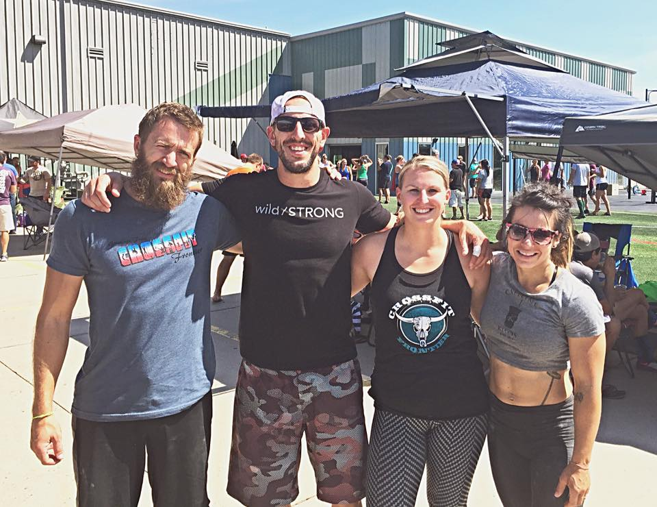 Getting the chance to compete with two of my coaches this past weekend was a rewarding experience. One had not competed in a long time, while the other was doing her first event ever.
