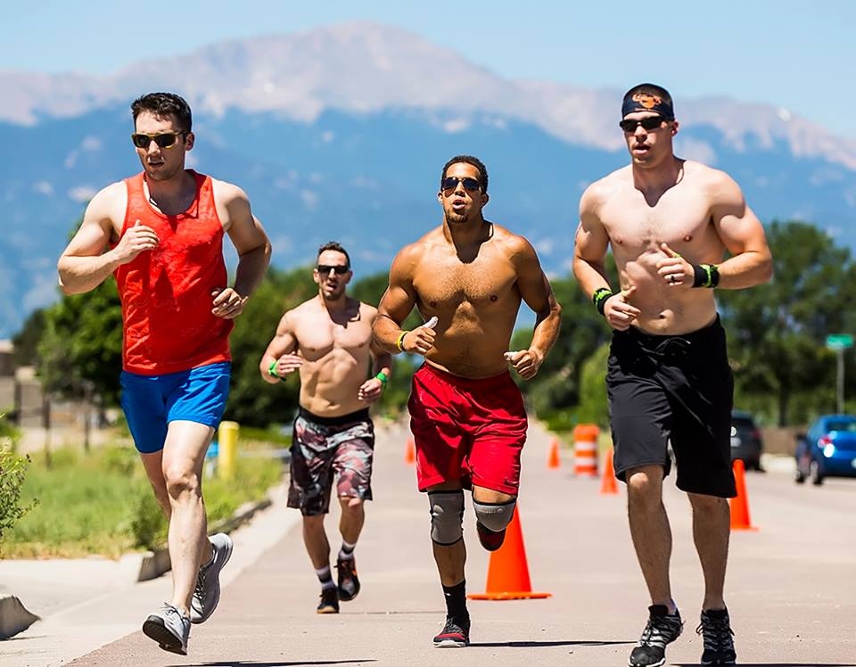 Competing, more than any other training tool, forces you to look at the measurable impact your weaknesses have on your performance. If you're ever looking for me during a running event - look towards the back of the pack.