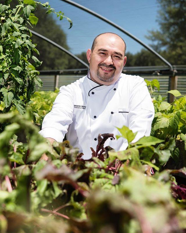 Chef robinson bravo of kiepersol - Tyler morning telegraph