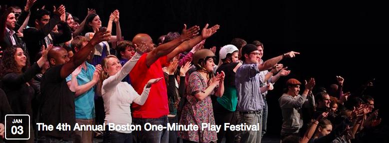 Courtesy http://www.bostonpublicworks.org/the-one-minute-play-festival.html