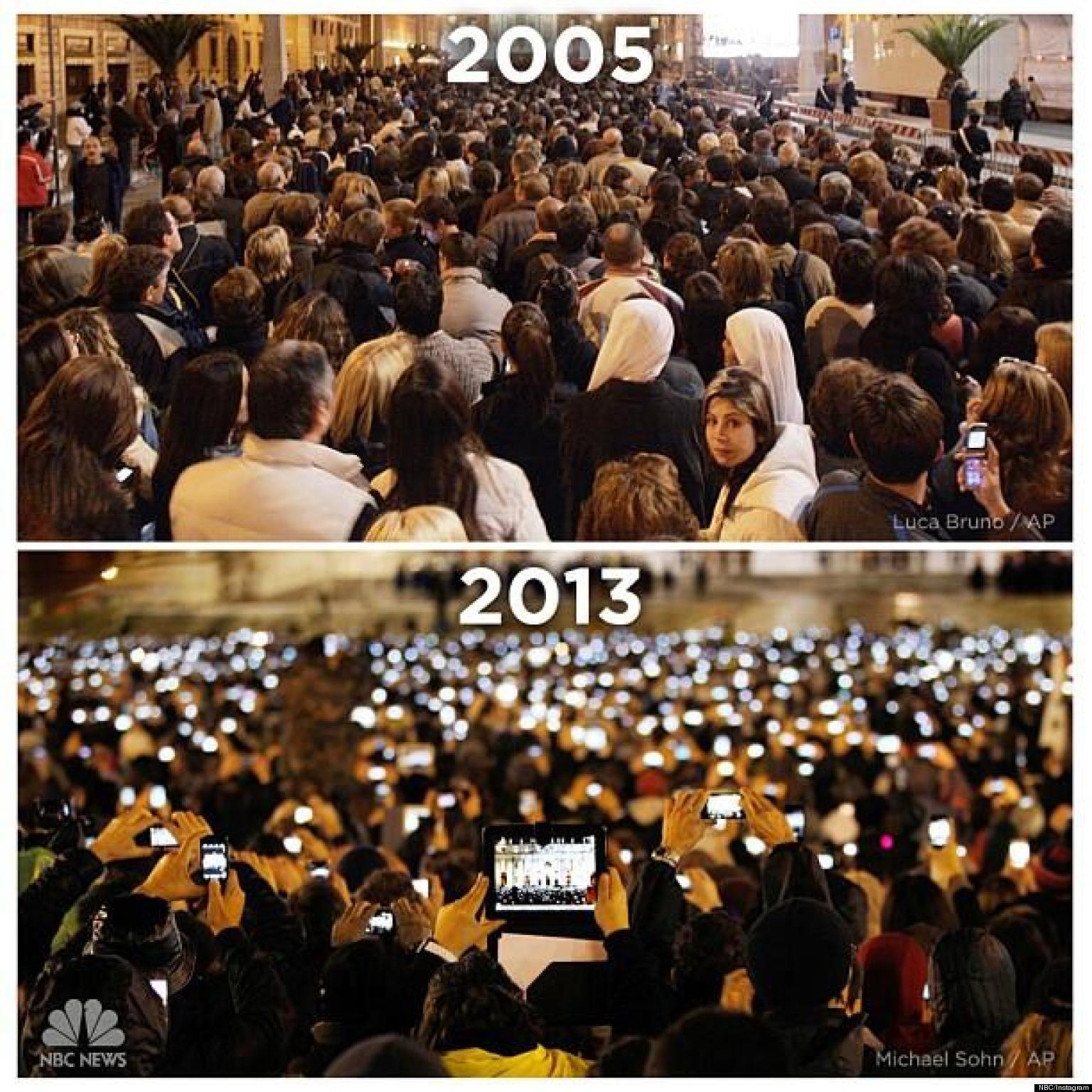 Pope Phone Engage