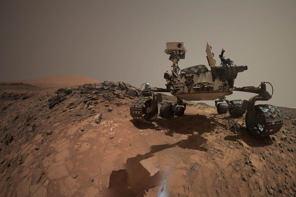 There's a reason we chose to name our Mars rover Curiosity.