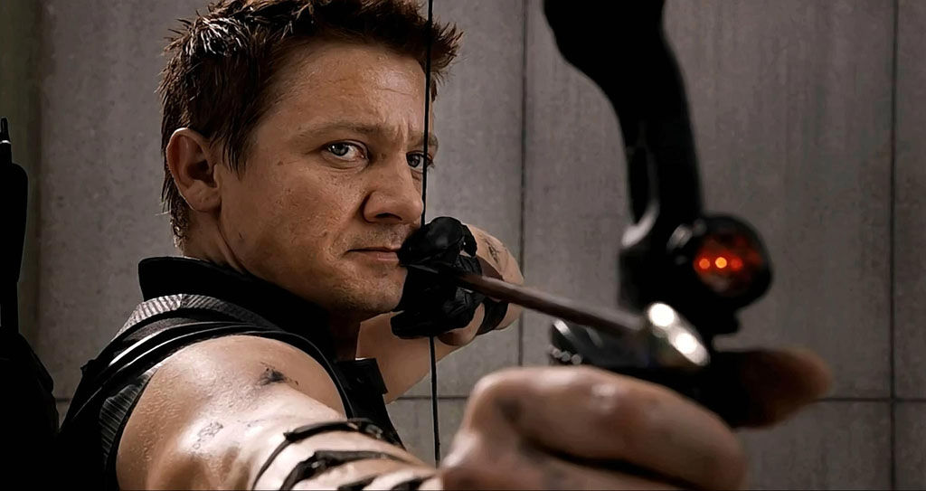 Hawkeye Avengers Project Management