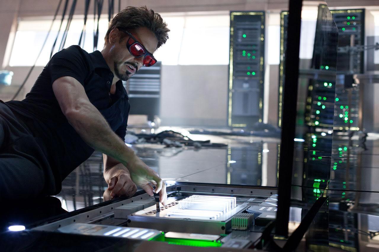 Iron Man Project Management