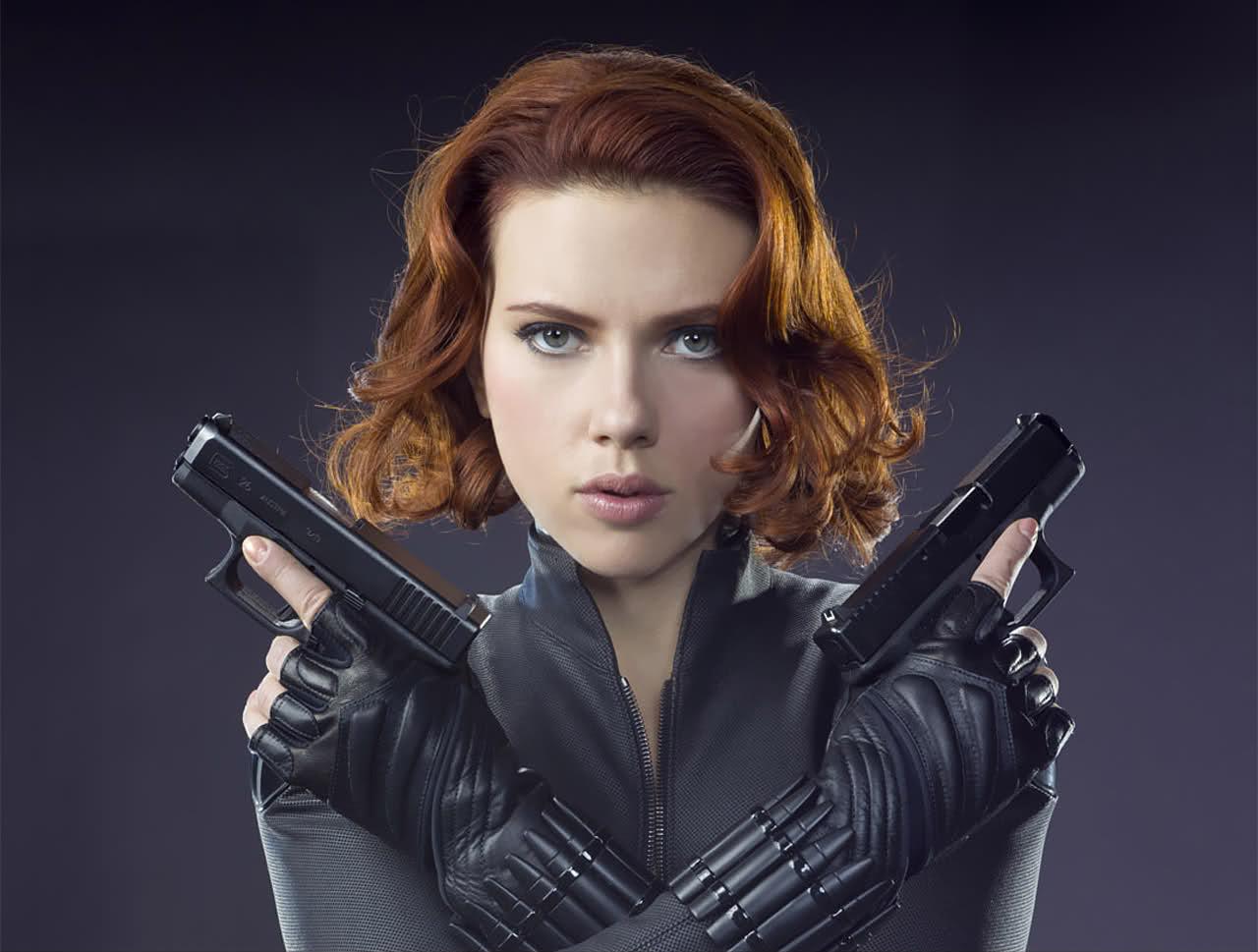 Black Widow Project Management