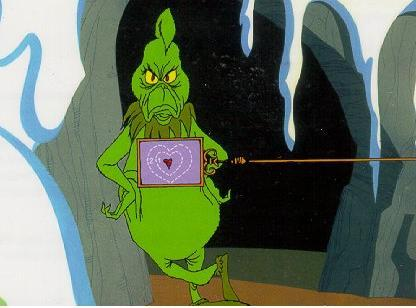 Grinch Small Heart