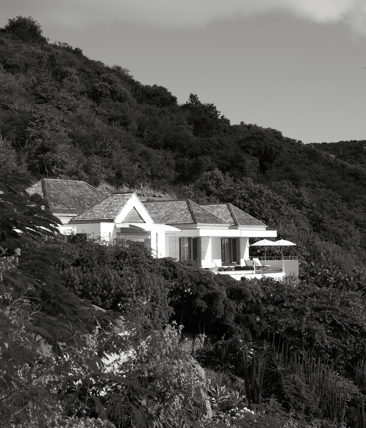 ONE OF MANY BEAUTIFUL VILLAS TO RENT ON ST. BARTHS