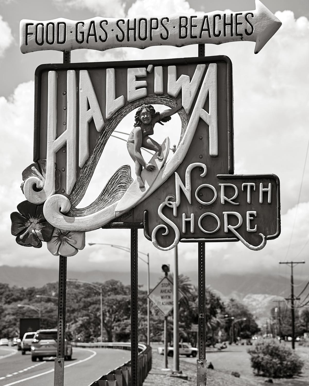 HALE'IWA ON THE NORTH SHORE