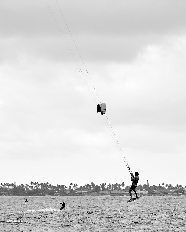 AIR TIME AT KAILUA BEACH PARK