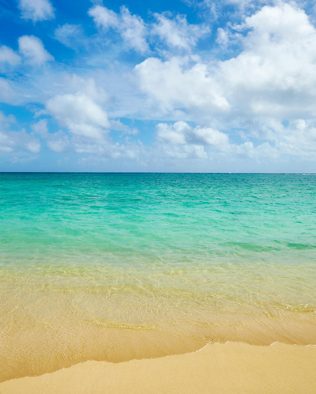 CRYSTAL WATERS AT LANIKAI BEACH