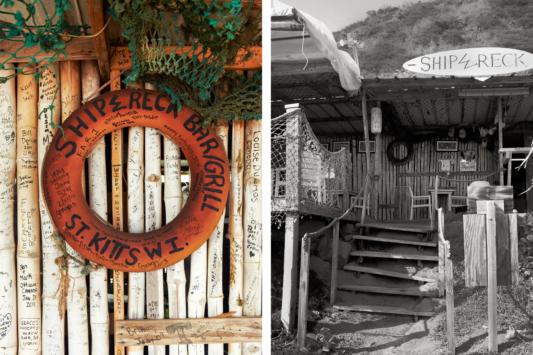 SHIPWRECK BEACH BAR AND GRILL