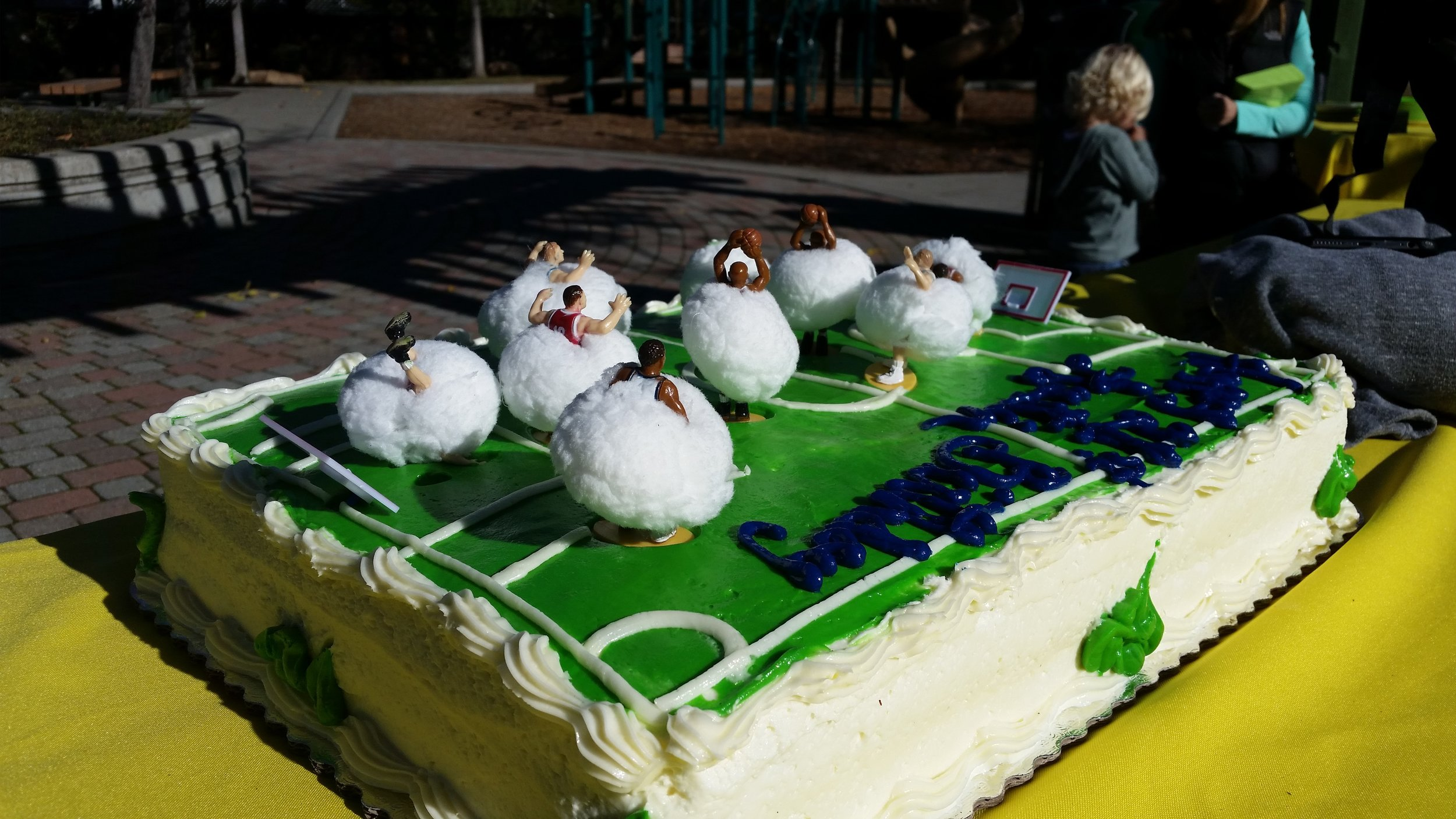 Are you cool enough to get a bubble soccer birthday cake?